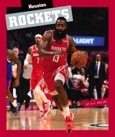 Houston Rockets Book cover