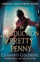 The abduction of Pretty Penny Book cover