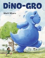 Dino-Gro Book cover
