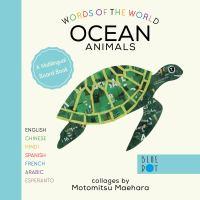 Ocean animals Book cover