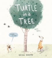 Turtle in a tree Book cover