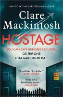 Hostage : a novel Book cover