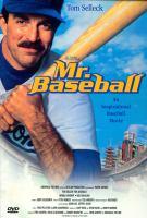 Mr. Baseball Book cover