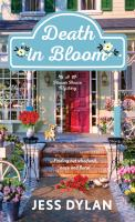 Death in bloom Book cover