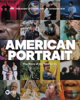 American portrait : the story of us, told by us Book cover