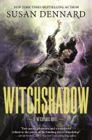 Witchshadow Book cover