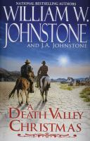 A Death Valley Christmas Book cover