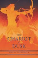 The chariot at dusk Book cover