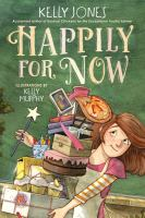 Happily for now Book cover