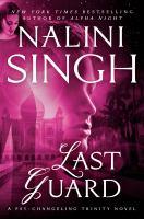 Last guard Book cover