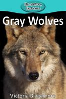 Gray wolves Book cover