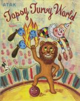 Topsy turvy world Book cover