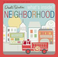 What's inside? neighborhood Book cover
