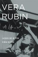 Vera Rubin : a life Book cover
