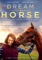 Dream horse. Book cover