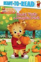 Daniel visits a pumpkin patch Book cover