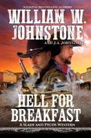 Hell for breakfast Book cover