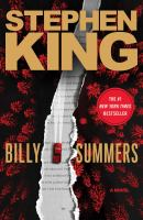 Billy Summers : a novel Book cover