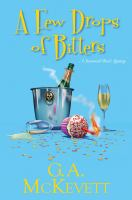 A few drops of bitters Book cover