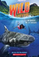 Swimming with sharks Book cover