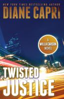 Twisted justice Book cover