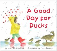 A good day for ducks Book cover