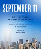 September 11 : the 9/11 story, aftermath, and legacy Book cover
