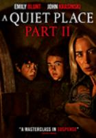 A quiet place. Part II Book cover