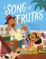 A song of frutas Book cover