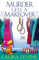 Murder gets a makeover Book cover
