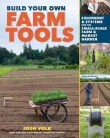 Build your own farm tools Book cover