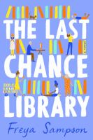 The last chance library Book cover