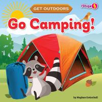 Go camping! Book cover