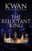 The reluctant King Book cover
