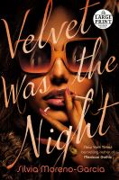 Velvet was the night Book cover