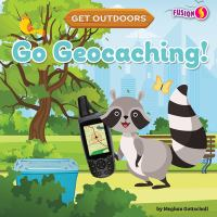 Go geocaching! Book cover