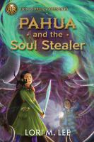 Pahua and the soul stealer Book cover