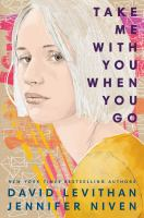 Take me with you when you go Book cover