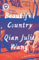 Beautiful country : a memoir Book cover