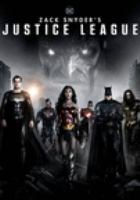 Zack Snyder's Justice League Book cover