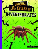 Unusual life cycles of invertebrates Book cover