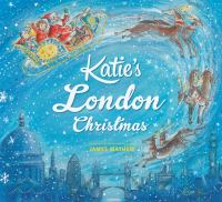 Katie's London Christmas Book cover