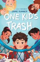 One kid's trash Book cover