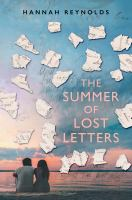 The summer of lost letters Book cover