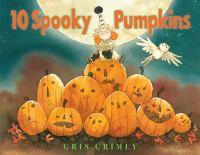 10 spooky pumpkins Book cover