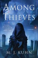 Among thieves Book cover