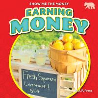 Earning money Book cover