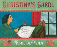 Christina's carol Book cover