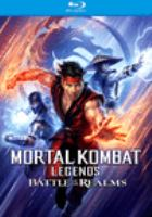 Mortal kombat legends : Battle of the realms Book cover