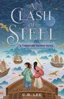 A clash of steel : a Treasure Island remix Book cover